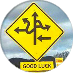 Good Luck Sign Thumb